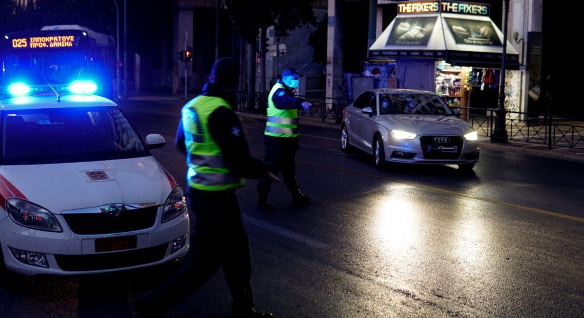 Lockdown: Συνεχίζονται οι έλεγχοι – Συλλήψεις και «βροχή» τα πρόστιμα (vid)