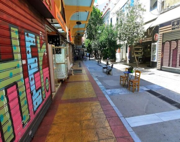 Opening Retail Crucial for Greece's post-Covid Recovery