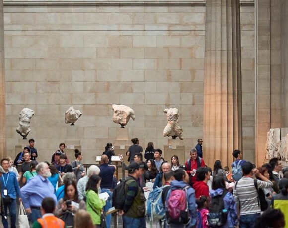 Parthenon Marbles Dispute Heats Up After UK PM's Comment