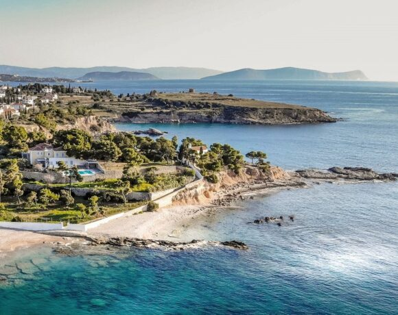 Poseidonion Grand Hotel Introduces 'The Pine Estate', a New Property on Spetses Island