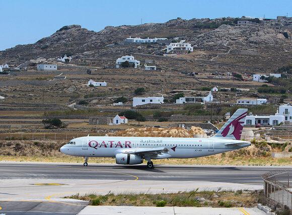Qatar Airways to Resume Flights to Mykonos for Summer 2021