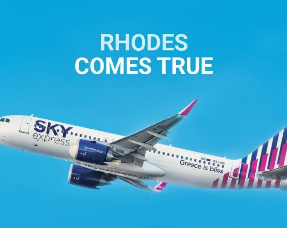 SKY express Launches Daily Flights from Athens to Rhodes