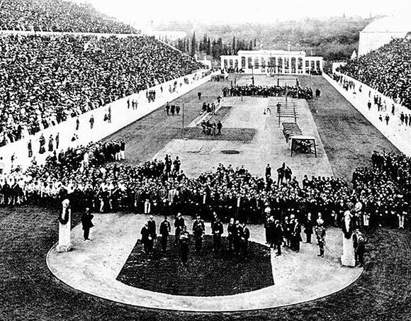 6 Απριλίου, η μέρα που οι Ολυμπιακοί Αγώνες πήραν και πάλι ζωή