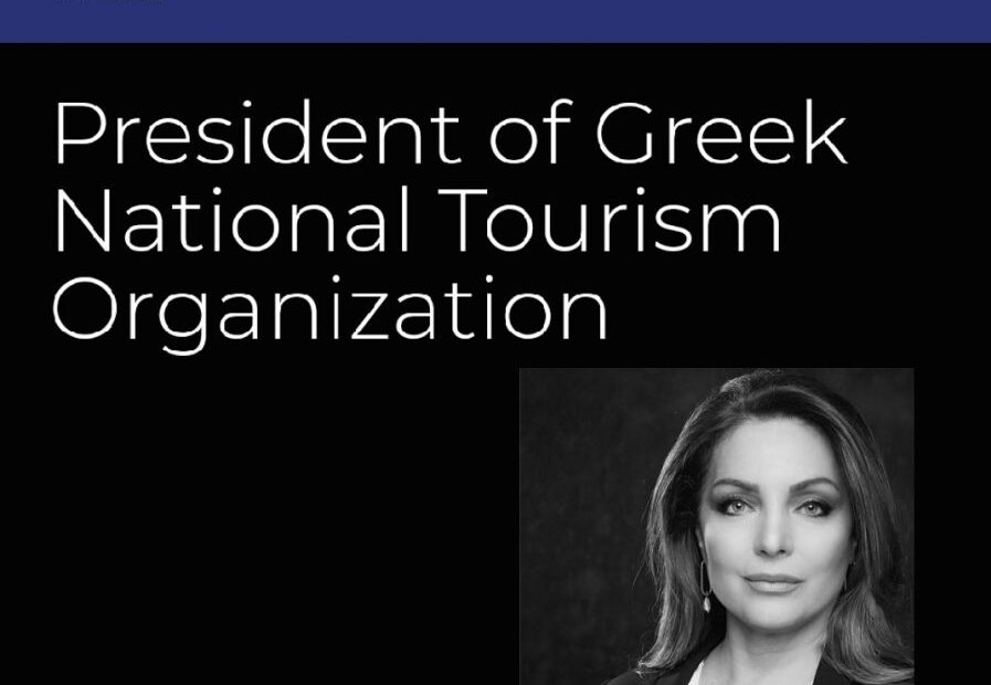 Angela Gerekou Appointed to Advisory Board of World Tourism Forum Institute