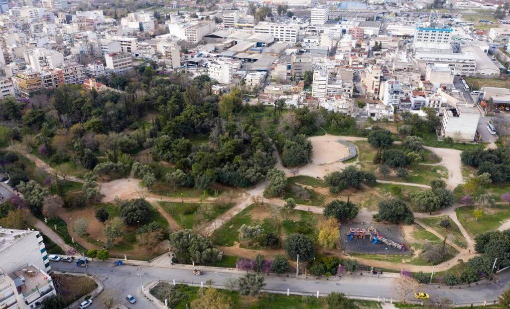 Athens: Plato's Academy Park Regeneration Project Gets Green Light