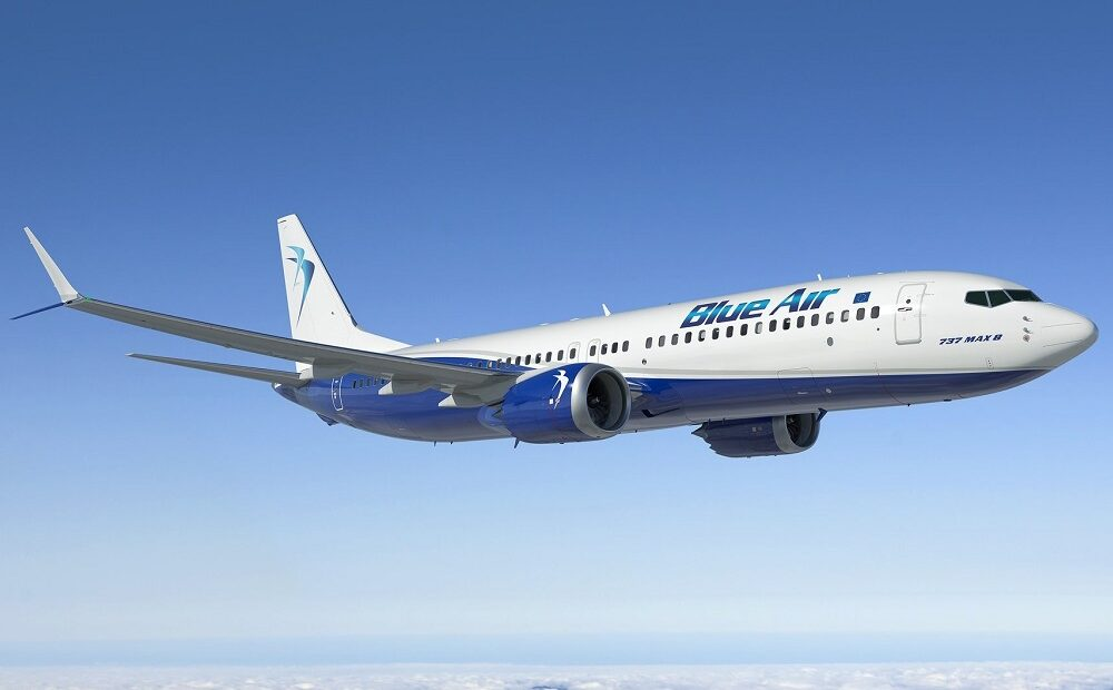 Blue Air to Link Bucharest with Athens and Greek Islands