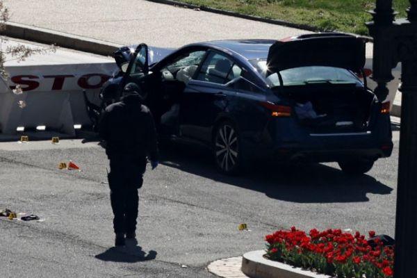 Άγνωστος στις αρχές ο δράστης της επίθεσης στο Καπιτώλιο