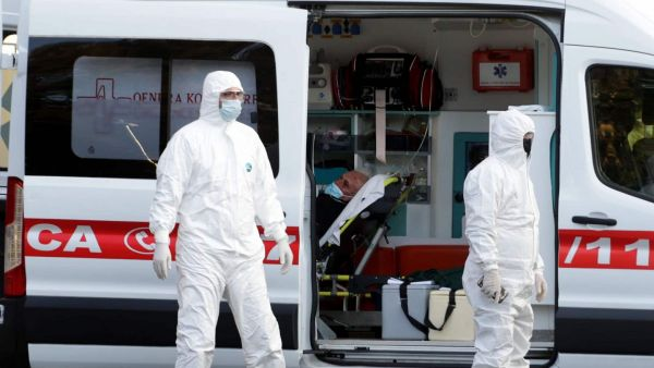 Αλβανία : Ψάχνουν στην μαύρη αγορά φιάλες οξυγόνου οι ασθενείς του κοροναϊού
