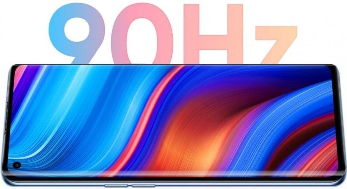 Ανακοινώθηκε το Realme X7 Pro Ultra με κυρτή οθόνη 90Hz