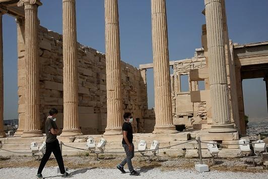 Αρχαιολογικοί χώροι: Aνοίγουν αύριο με ελεύθερη είσοδο