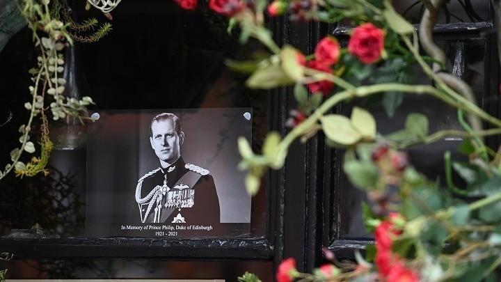 Βρετανία: Σε εξέλιξη η κηδεία του Πρίγκιπα Φιλίππου
