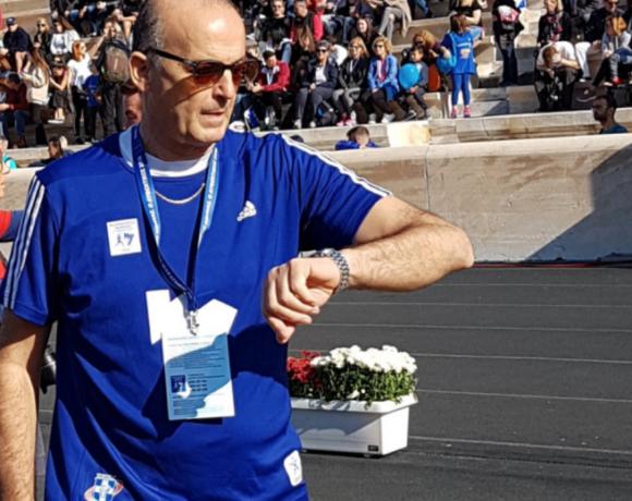 Γενικός διευθυντής στον ΣΕΓΑΣ ο Ασημακόπουλος