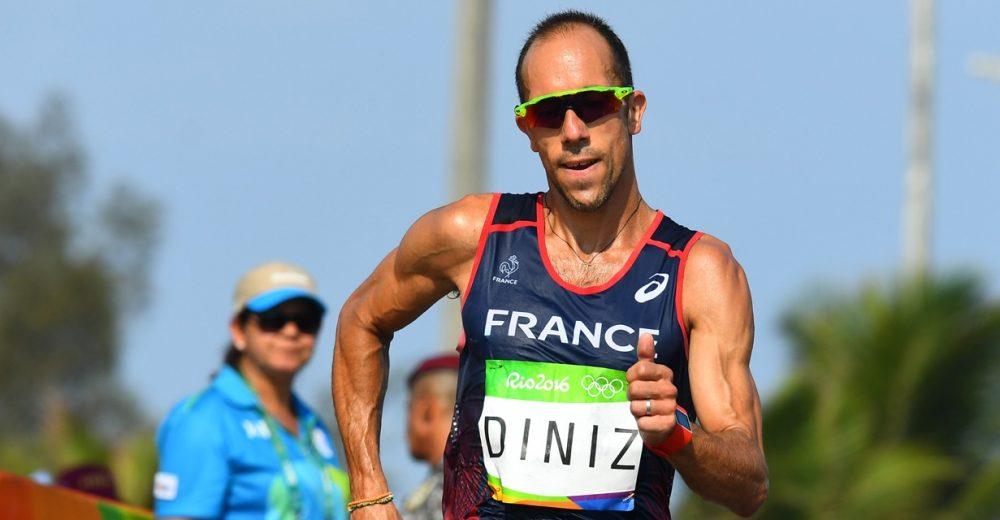 Για το τελευταίο του 50αρι στους Ολυμπιακούς ο 43χρονος Ντινίζ