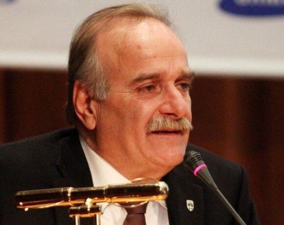 Ενωτικό κάλεσμα του απερχόμενου πρόεδρου της ΕΦΟΑ