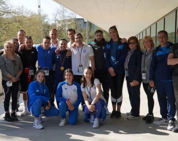 Επιστροφή και προετοιμασία για την Ολυμπιακή πρόκριση