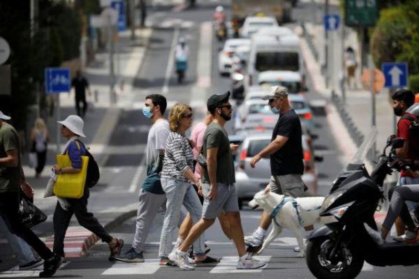 Ισραήλ – κοροναϊός : Η χώρα απαλλάχθηκε από τις μάσκες – Εμβολιασμένο το 81% των πολιτών
