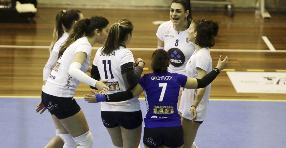 Κύπελλο Γυναικών, Λαμία-Αίας 3-0: Πρώτη νίκη και προβάδισμα πρόκρισης