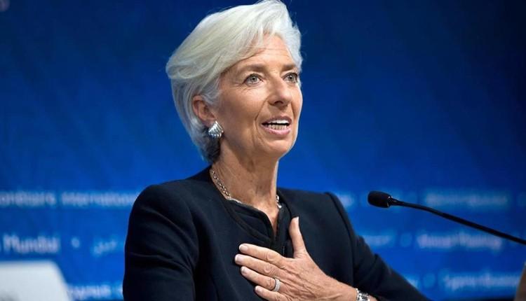 Λαγκάρντ: Η ευρωπαϊκή οικονομία στηρίζεται αυτή τη στιγμή σε δύο «δεκανίκια»