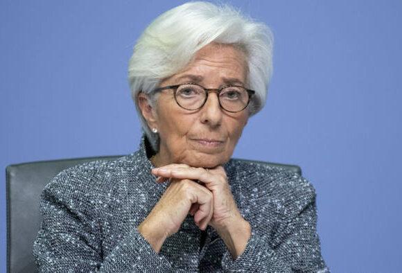 Λαγκάρντ: Ισχυρή ανάκαμψη για την οικονομία της Ευρωζώνης στο β' εξάμηνο 2021