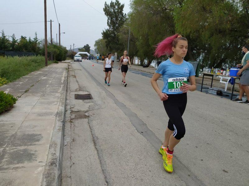 Μέγαρα: Ξεκινά το πανελλήνιο πρωτάθλημα 20χλμ βάδην