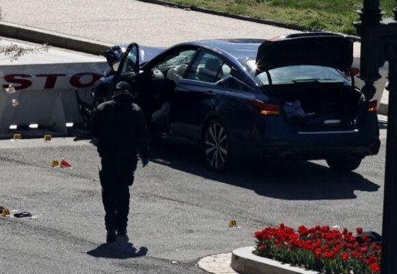 Μπάιντεν : «Συγκλονισμένος» από τη νέα επίθεση στο Καπιτώλιο