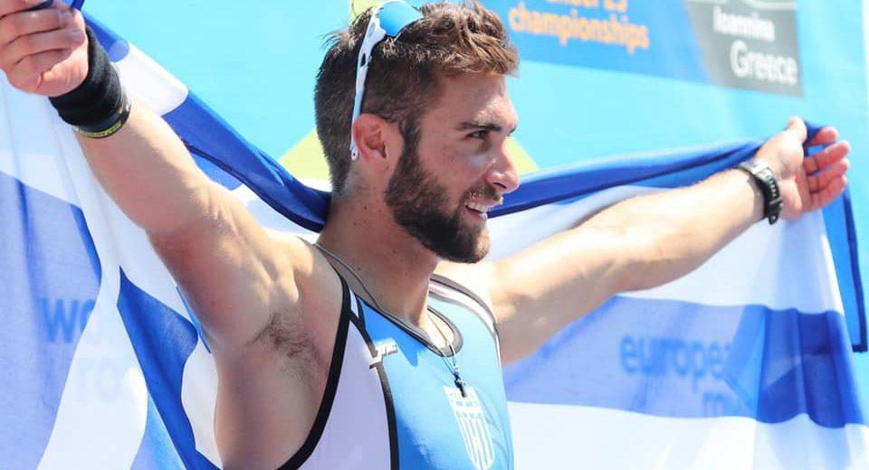 Ο Ντούσκος την 28η πρόκριση για την Team Hellas στους Ολυμπιακούς