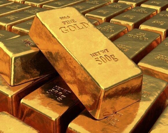 Οριακά κέρδη για τον χρυσό