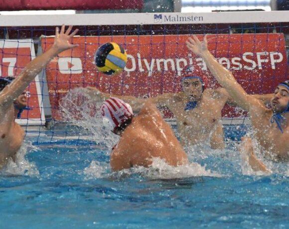 Προπόνηση για τον Ολυμπιακό