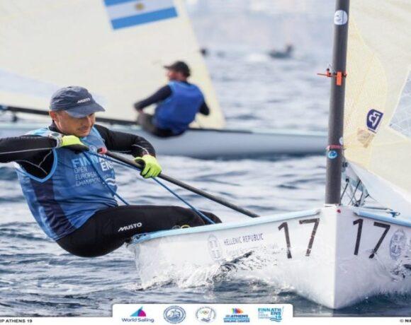 Στην 9η θέση ο Μιτάκης, πρωταθλητής Ευρώπης ο Μπέρες