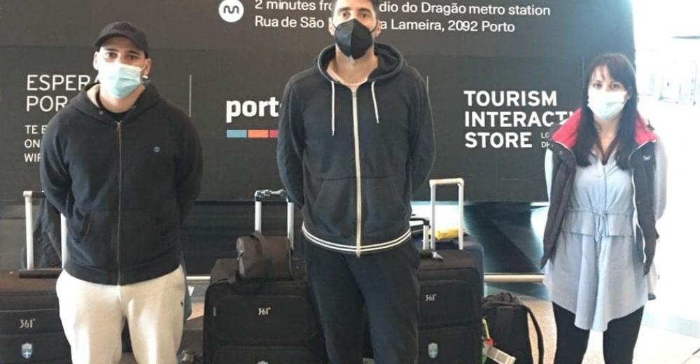 Στην Πορτογαλία η Εθνική για το προ-Ολυμπιακό