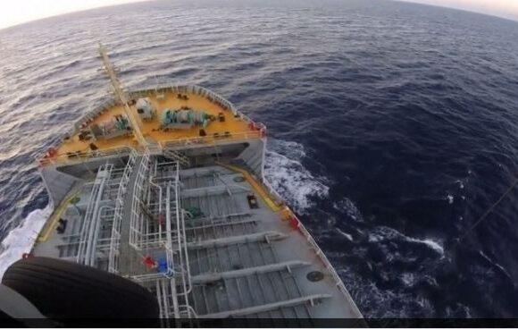 Σύγκρουση δεξαμενόπλοιου με αλιευτικό νότια του στενού Καφηρέα