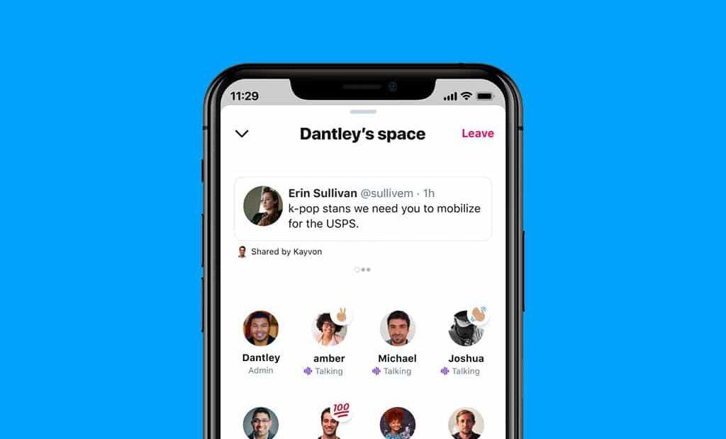 Τα Twitter Spaces θα είναι πλέον διαθέσιμα και μέσω web browser