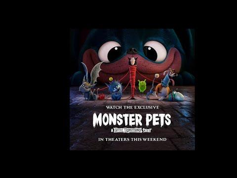ΤΕΡΑΤΟΖΩΑΚΙΑ ΣΤΟ ΞΕΝΟΔΟΧΕΙΟ ΓΙΑ ΤΕΡΑΤΑ - Monster Pets: A Hotel Transylvania Short Film (μεταγλ)