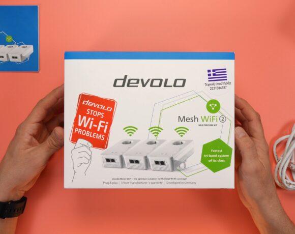 devolo Mesh WiFi 2 review: Κόκκινη κάρτα στο αδύναμο WiFi
