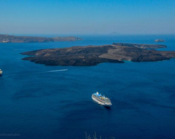 Giorgos Koubenas Appointed President of Greece's Cruise Ship Owners Union