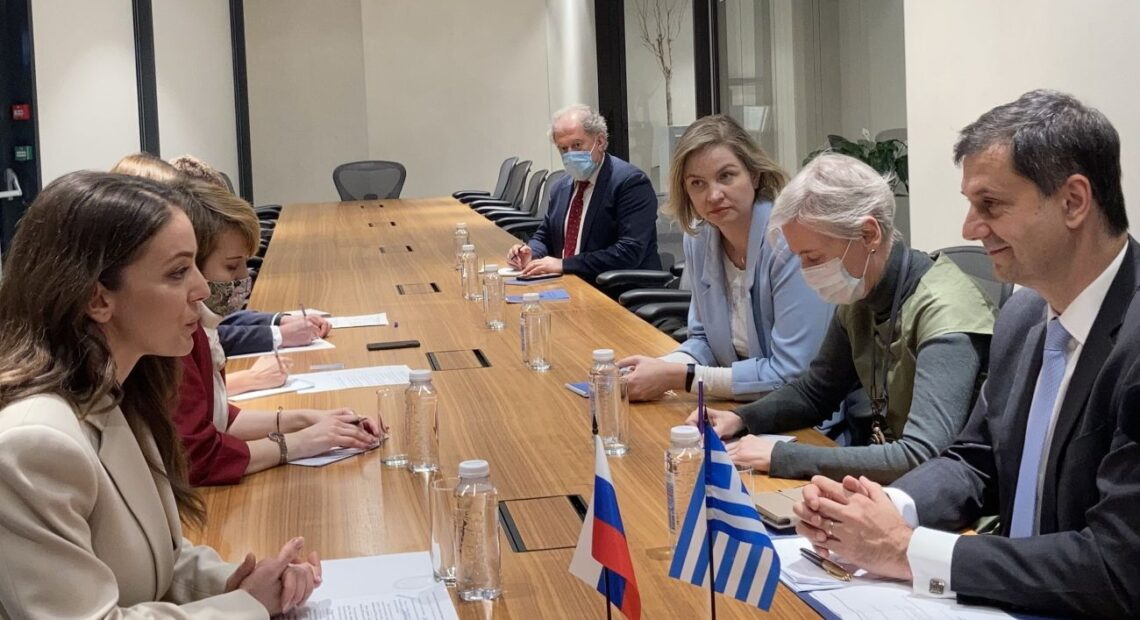 Greece is Ready to Welcome Tourists from Russia, Says Minister