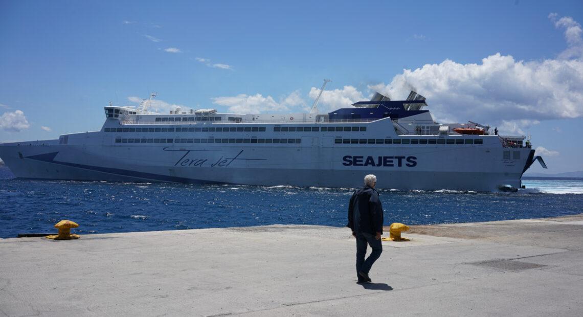 Greece Prepares 2021 Ferry Travel Health Protocols