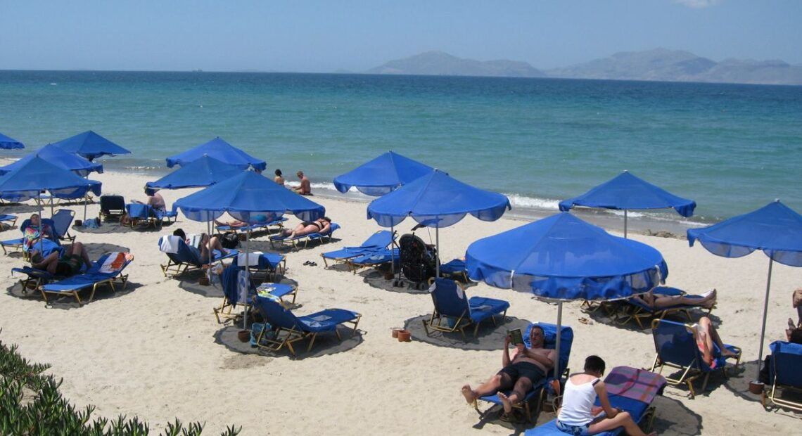 Greece will Open Organized Beaches on May 15