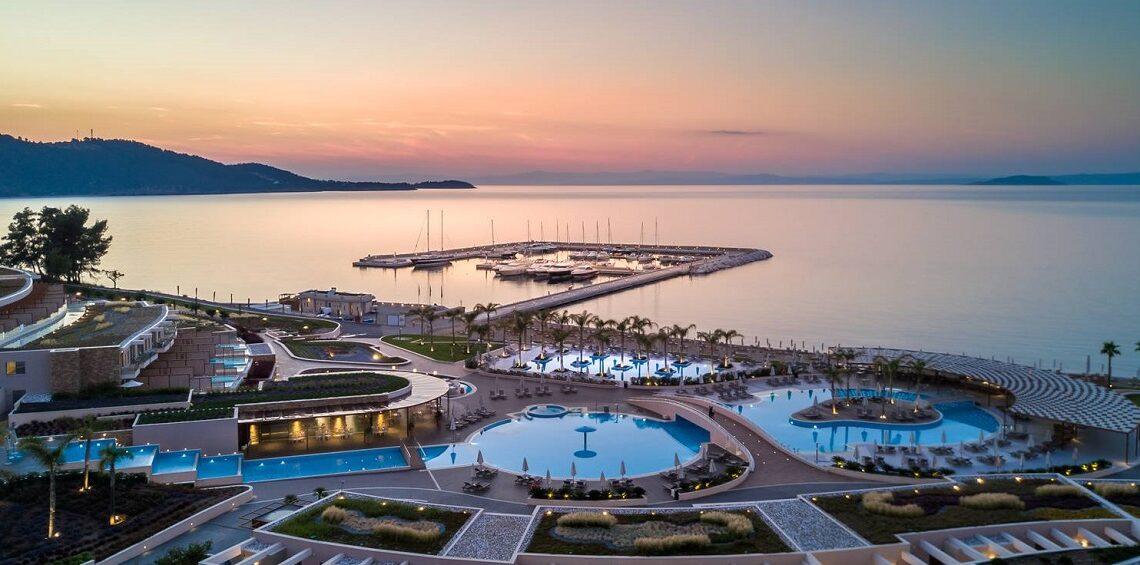 Greek Authorities Approve Halkidiki Waterway