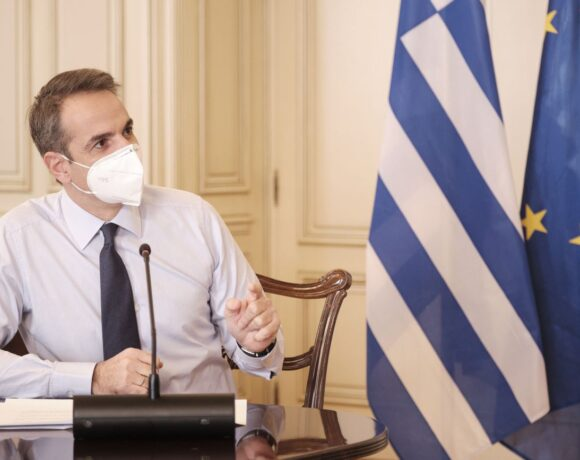 Greek PM Expects Return to Normalcy in May