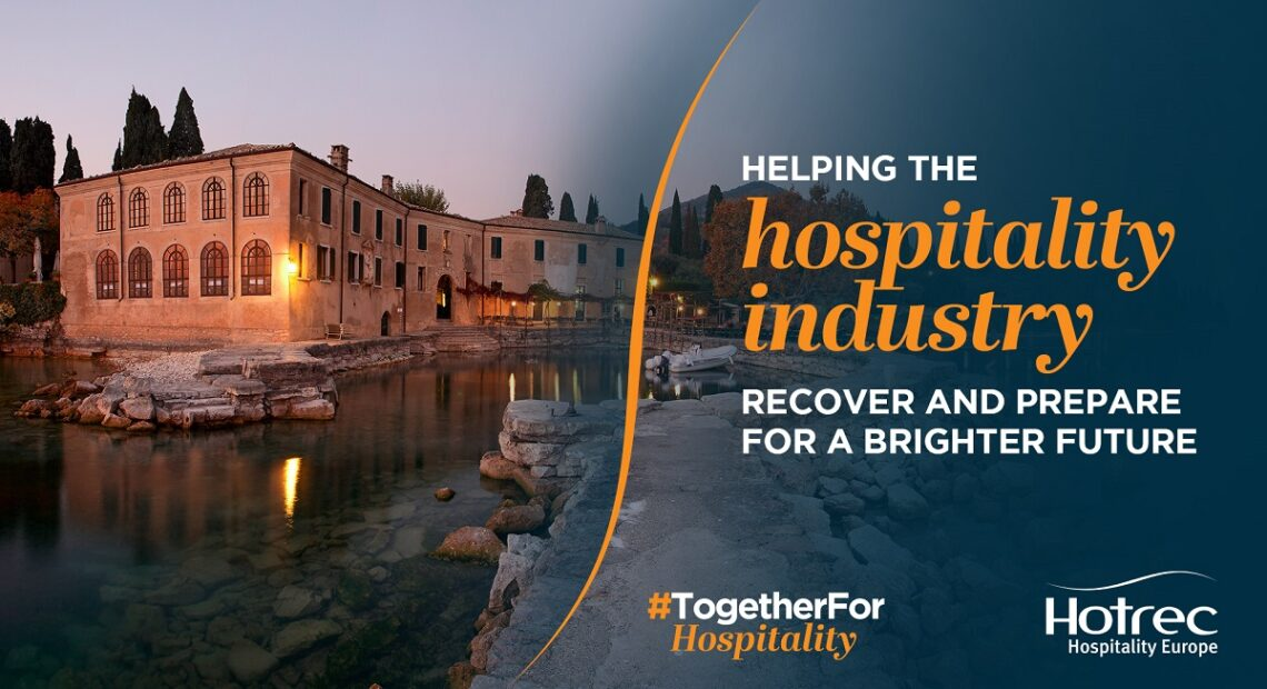 HOTREC Rolls Out #TogetherForHospitality Campaign to Support Tourism Recovery