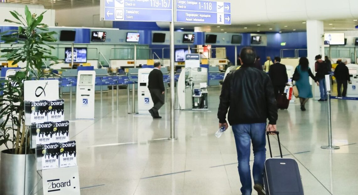 Non-essential Domestic Air Travel Still Banned in Greece
