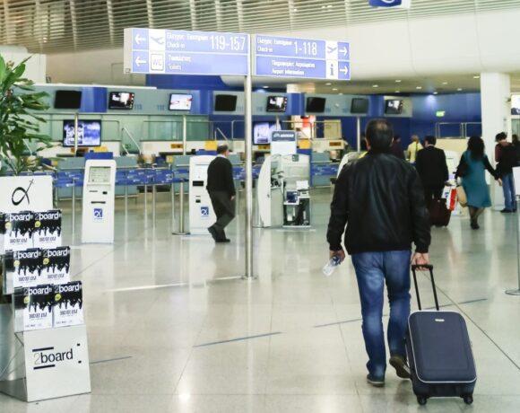 Non-essential Domestic Air Travel Still Banned in Greece