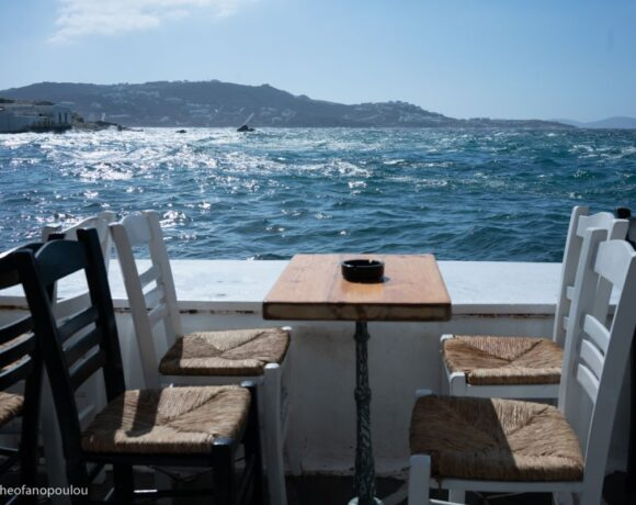 Restaurants in Greece Expected to Re-open for Outdoor Service After Easter