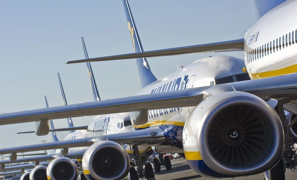 Ryanair: 60,000 Additional Seats and Two New Routes to Greece this Summer