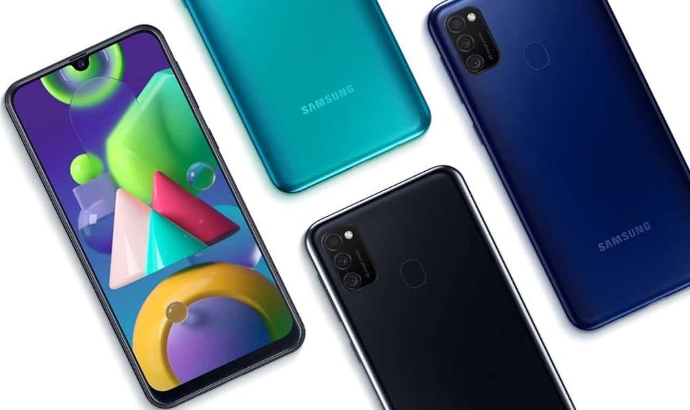 Samsung Galaxy M21: Νέο firmware update OneUI 3