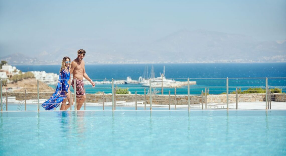 Summer Senses Luxury Resort on Paros Welcomes Summer Season on May 20