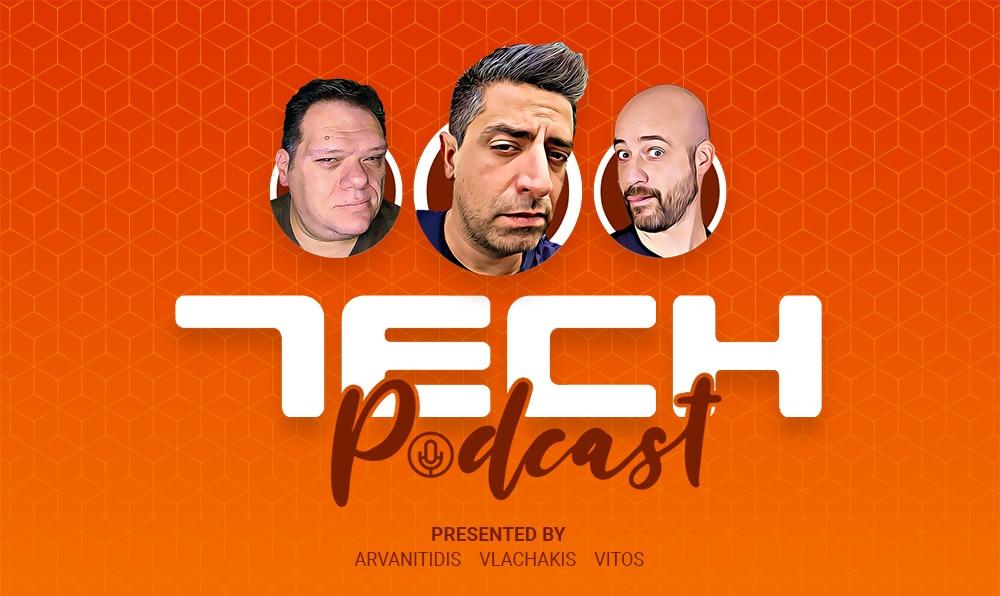 Tech Podcast: Εβδομαδιαίο podcast τεχνολογίας S01E28 – 01/04/2021
