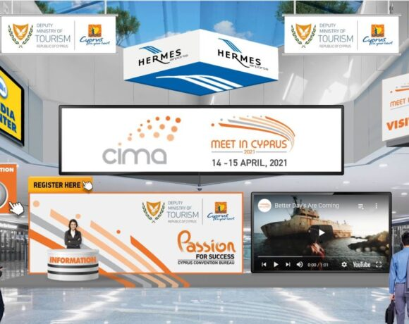 Tourism Professionals are Invited to Rediscover Cyprus at Virtual MICE Expo