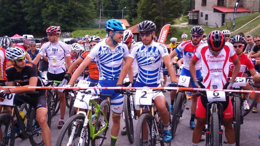 5 ποδηλάτες σε Γερμανία και Τσεχία για τα παγκόσμια κύπελλα MTB